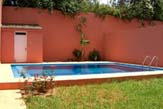 Rent this comfortable villa with swimming pool near the city walls for your winter holidays in Marrakesh